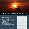 program pejuang ramadhan 1441 h